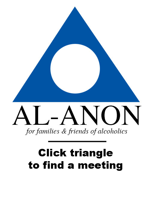 Find an Al-Anon meeting in South Florida. Click triangle to find a meeting.